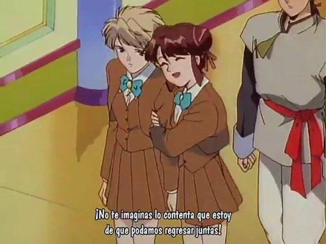 Fushigi Yuugi - Episode 11