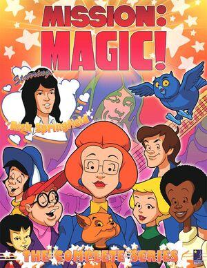 Mission Magic Serie de TV-457871315-large