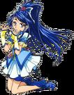 Pretty Cure All Stars DX Cure Aqua pose
