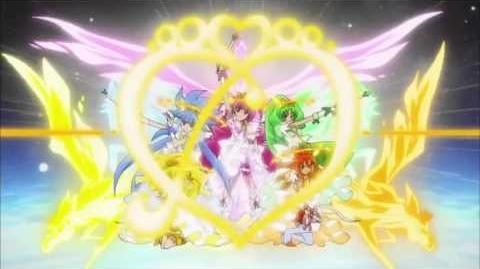 Smile Pretty cure! - Episode 45