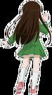 Fight Ippatsu! Juuden-chan! Hakone pose3