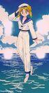 Sailor Moon Sailor transformation pose