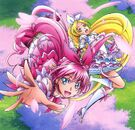 Suite Pretty Cure Art23