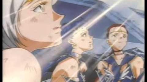 Sailor Moon Sailor Stars - Episode 34