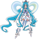Heartcatch Pretty Cure! Cure Marine Super Silhouette pose2