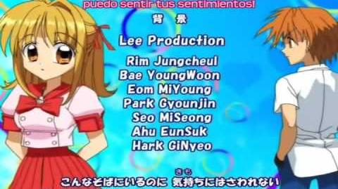 Mermaid Melody Pichi Pichi Pitch - Ending 1