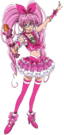 Suite Pretty Cure Cure Melody pose8