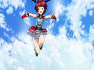 Vividred Operation Akane in her transformation2