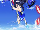 Vividred Operation Aoi using the Naked Impact5