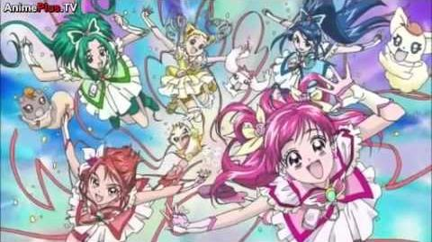 Yes! Pretty Cure 5 GoGo! - Episode 16
