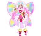 Cure Yell Mother Heart Style