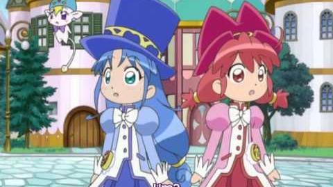 Fushigiboshi no Futago Hime - Episode 08