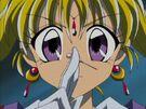 Kamikaze Kaitou Jeanne Kaitou Jeanne with her pin15