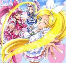 Suite Pretty Cure Art27