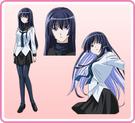 Kämpfer Shizuku profile 2