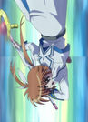 Mahou Shoujo Lyrical Nanoha Nanoha using the Flash Move2