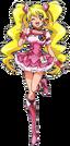 Pretty Cure All Stars DX2 Cure Peach pose