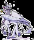 Amethyst, Princess of Gemworld Pegacorn pose2