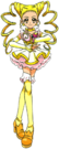 Yes! Pretty Cure 5 Cure Lemonade pose4