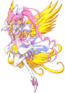 Suite Pretty Cure Crescendo Cure Melody pose2