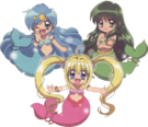 Luchia, Hanon and Rina06
