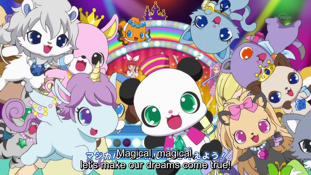 Jewelpet Magical Change - Episode 37