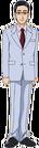 Futari wa Pretty Cure Taro pose
