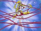 Kamikaze Kaitou Jeanne Kaitou Jeanne transformation pose (second transformation)2