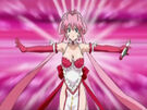 Lingerie Senshi Papillon Rose Papillon Rose using the Rose Pinkish Viagra attack3