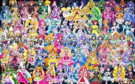 86 Pretty Cure Warriors with Fairies