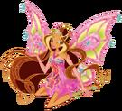Winx Club Flora Enchantix pose4