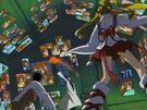 Kamikaze Kaitou Jeanne Kaitou Sinbad using his weapon4