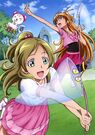 Suite Pretty Cure Art5