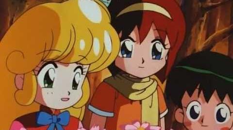 Hana no Mahou Tsukai Mary Bell - Episode 40