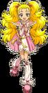 Pretty Cure All Stars DX Shiny Luminous pose