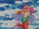 Akazukin Chacha Marine using her magic (mermaid)3