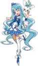 Heartcatch Pretty Cure! Cure Marine pose8