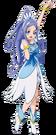 Hugtto! Precure Movie Cure Diamond Pose
