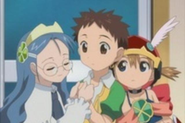 Otogi-Juushi Akazukin - Episode 02