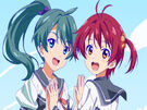 Vividred Operation Akane and Wakaba4