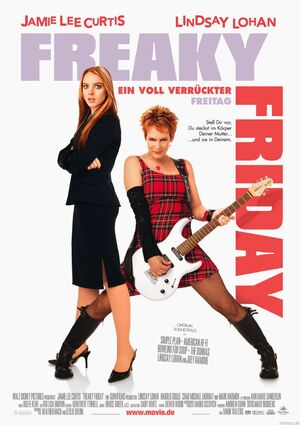 Freaky friday 2003 de