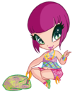 Pop Pixie Lockette pose4