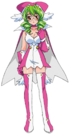 UFO Ultramaiden Valkyrie Pharm pose
