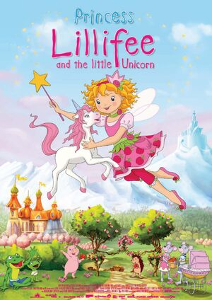 Princess Lillifee and the little Unicorn