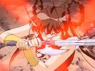 Mamono Hunter Yohko Yohko using her powers12