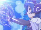 Sasami Mahou Shoujo Club Misao using her magic26