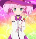 Majokko Mirakurun chinatsu cosplay
