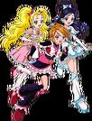 Precure Festival Character Futari wa Precure Max Heart