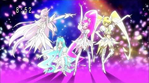 Heartcatch Pretty Cure! - Super Silhouette and Heartcatch Orchestra
