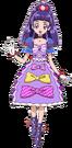 Mahou Tsukai Pretty Cure Riko Festival Outfit Movie pose